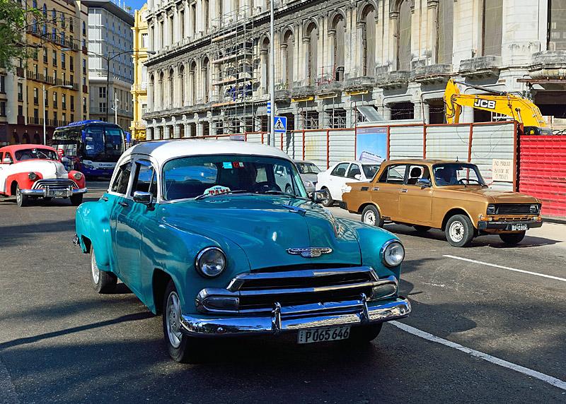 Куба. Ретро автомобили. Cuba. Retro Cars. 127