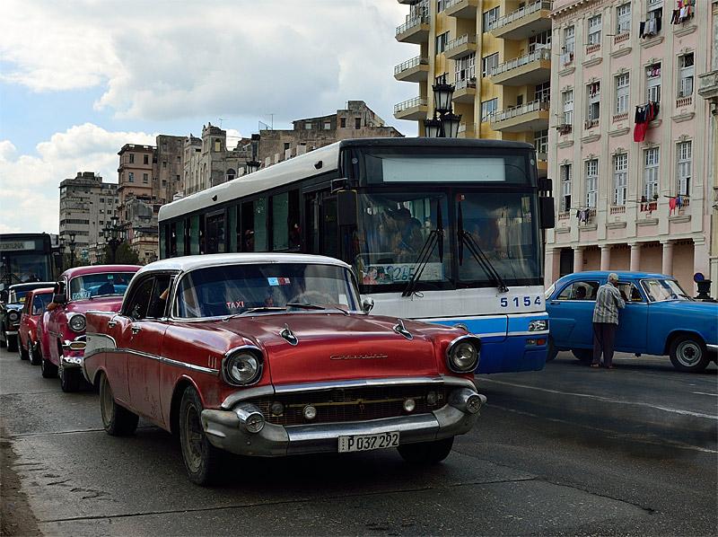 Куба. Ретро автомобили. Cuba. Retro Cars. 132