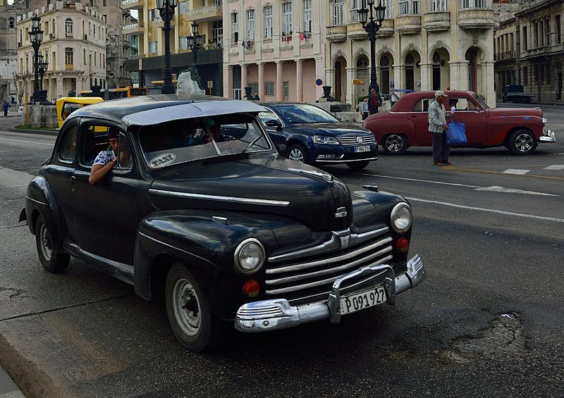 Куба. Ретро автомобили. Cuba. Retro Cars. 134