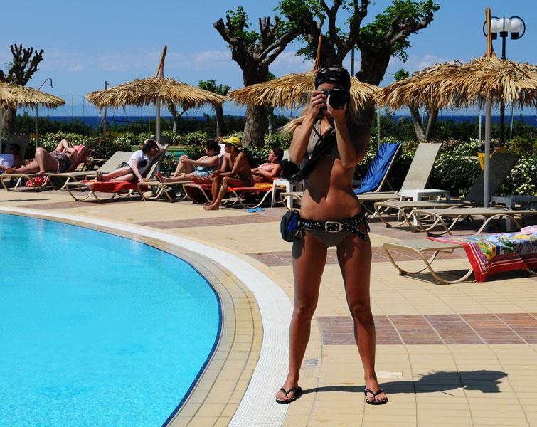 Съёмка на пляже. Экипировка фотографа. Практический совет. 4