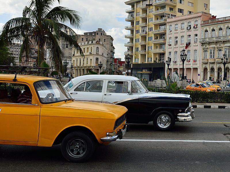 Куба. Ретро автомобили. Cuba. Retro Cars. 136