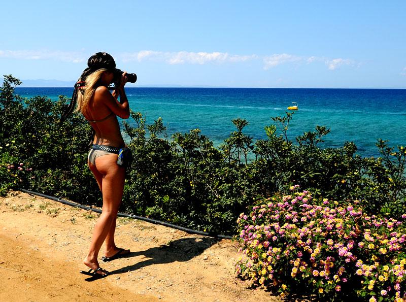 Съёмка на пляже. Экипировка фотографа. Практический совет. 7