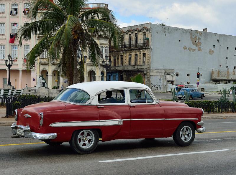 Куба. Ретро автомобили. Cuba. Retro Cars. 137