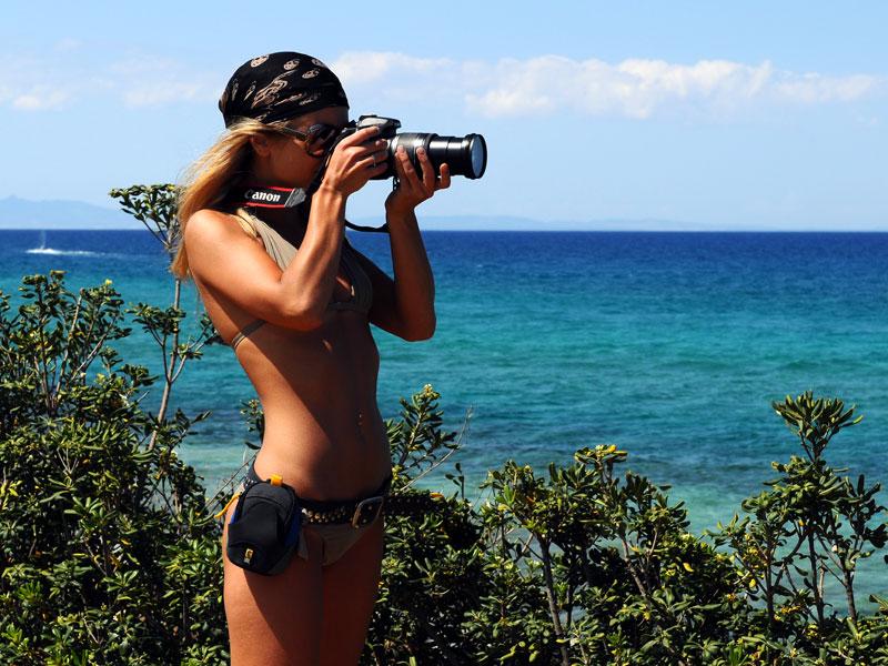 Съёмка на пляже. Экипировка фотографа. Практический совет. 8