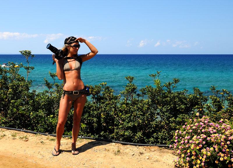 Съёмка на пляже. Экипировка фотографа. Практический совет. 9