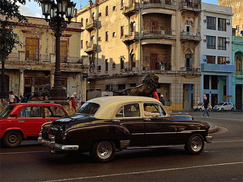 Куба. Ретро автомобили. Cuba. Retro Cars. 138