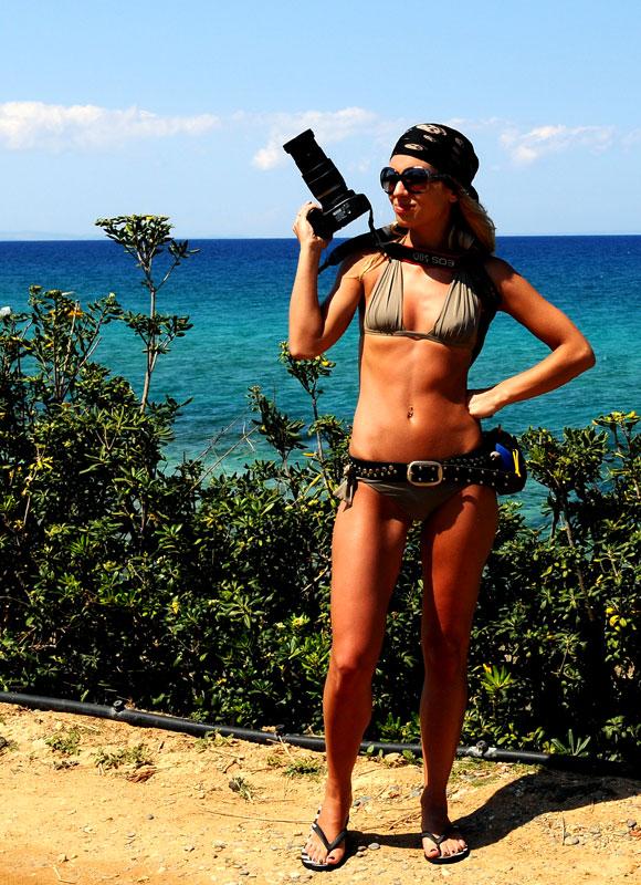 Съёмка на пляже. Экипировка фотографа. Практический совет. 10