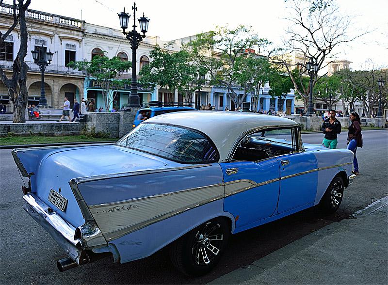 Куба. Ретро автомобили. Cuba. Retro Cars. 22