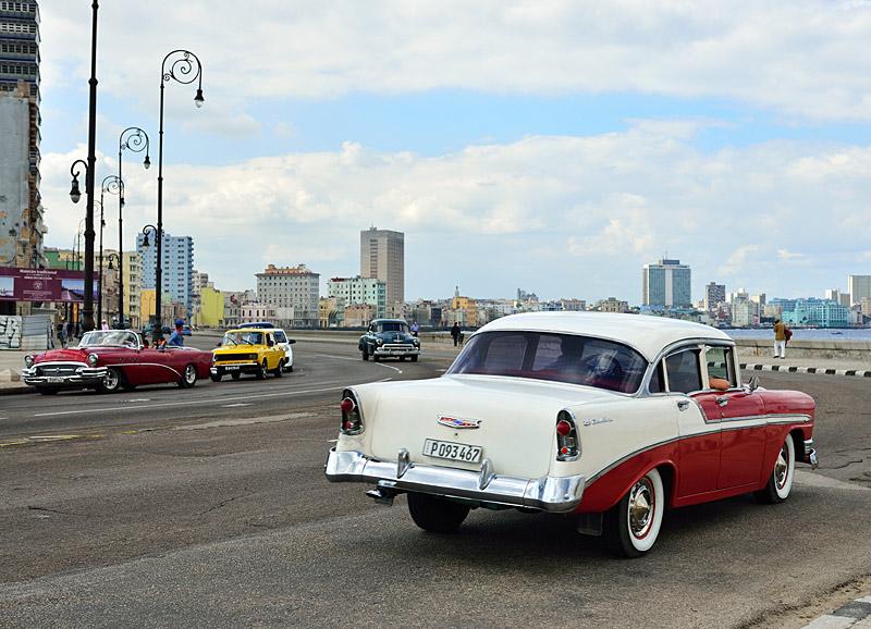 Куба. Ретро автомобили. Cuba. Retro Cars. 66