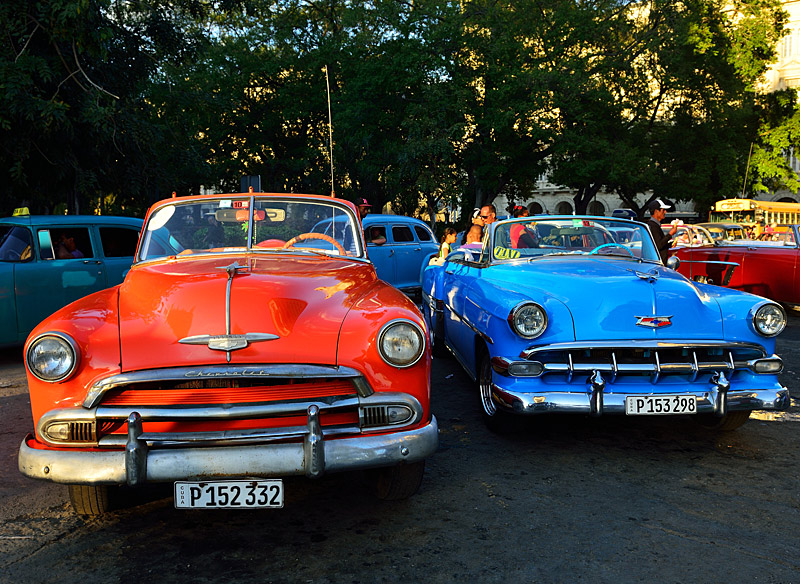 Куба. Ретро автомобили. Cuba. Retro Cars. 53