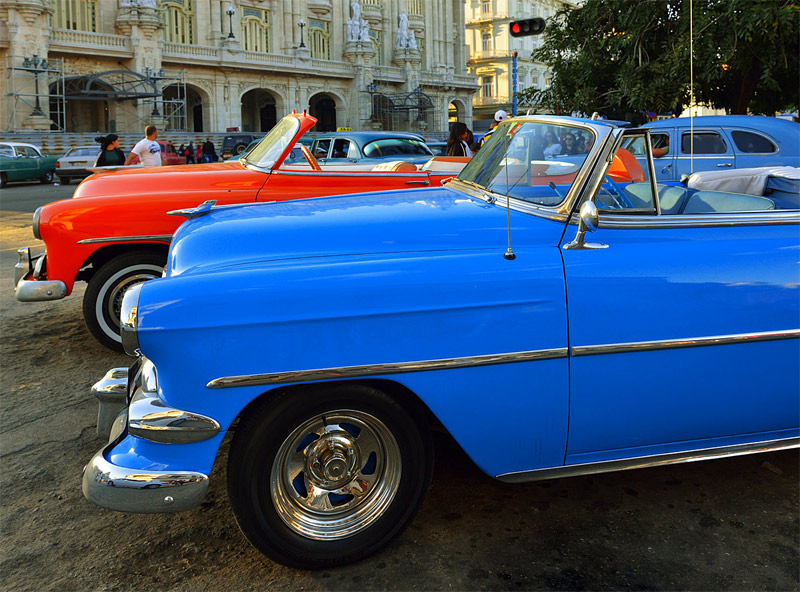 Куба. Ретро автомобили. Cuba. Retro Cars. 54