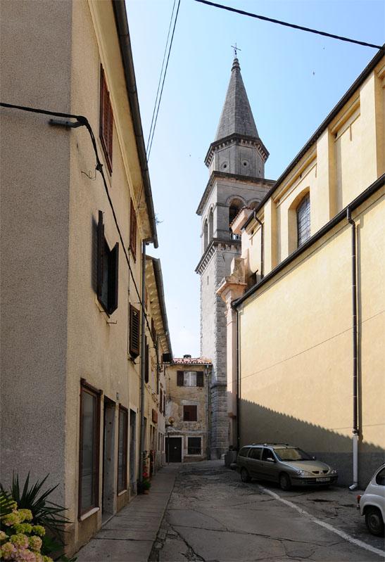 Бузет. Истрия. Хорватия. Buzet. Istria. Croatia.