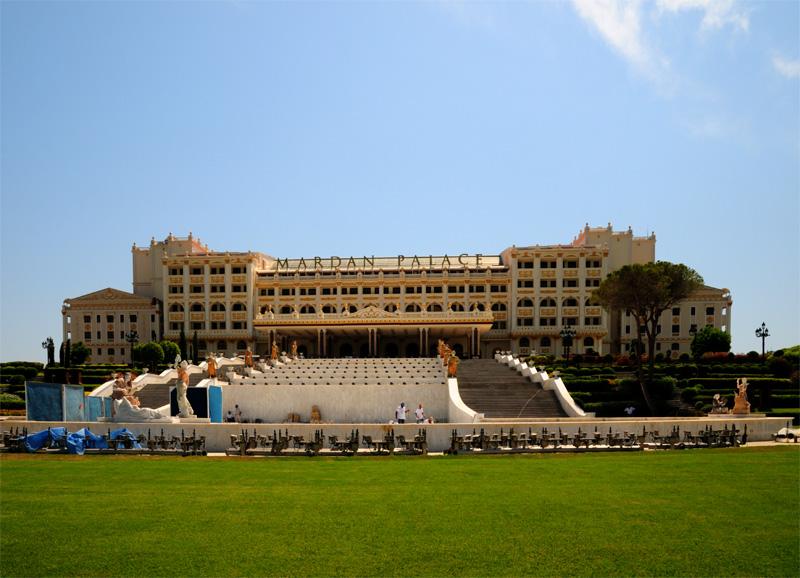 Мардан Палас. Фасад. Mardan Palace. 25