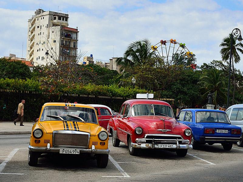 Куба. Ретро автомобили. Cuba. Retro Cars. 51