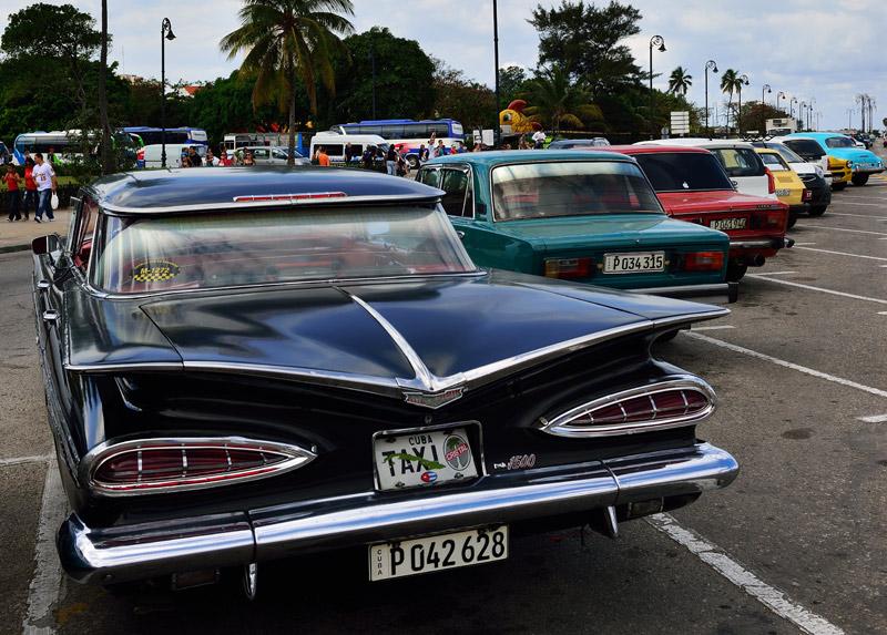 Куба. Ретро автомобили. Cuba. Retro Cars. 36