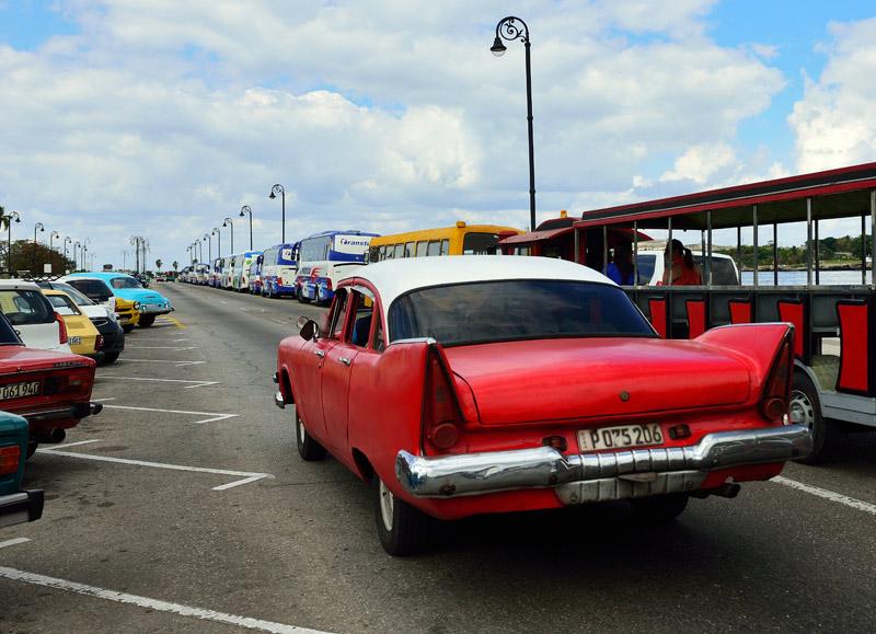 Куба. Ретро автомобили. Cuba. Retro Cars. 44