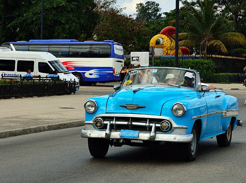 Куба. Ретро автомобили. Cuba. Retro Cars. 40