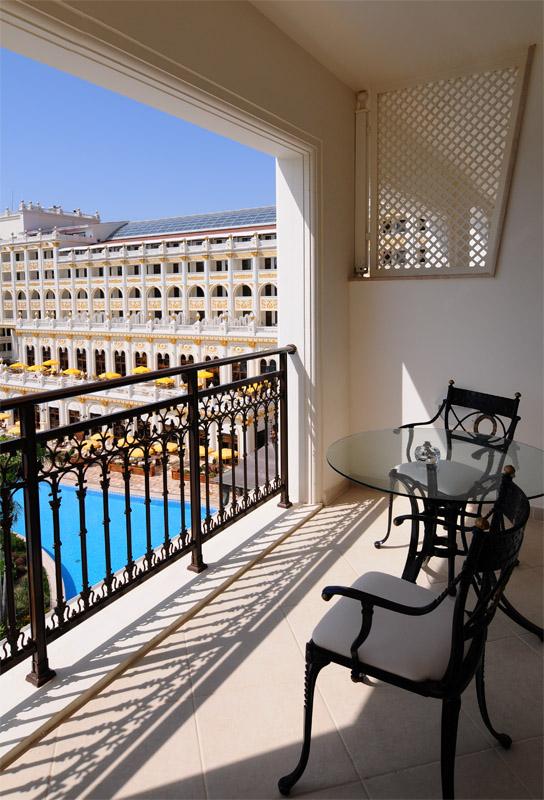 Мардан Палас. Вид из номера. Mardan Palace. View from Room. 46