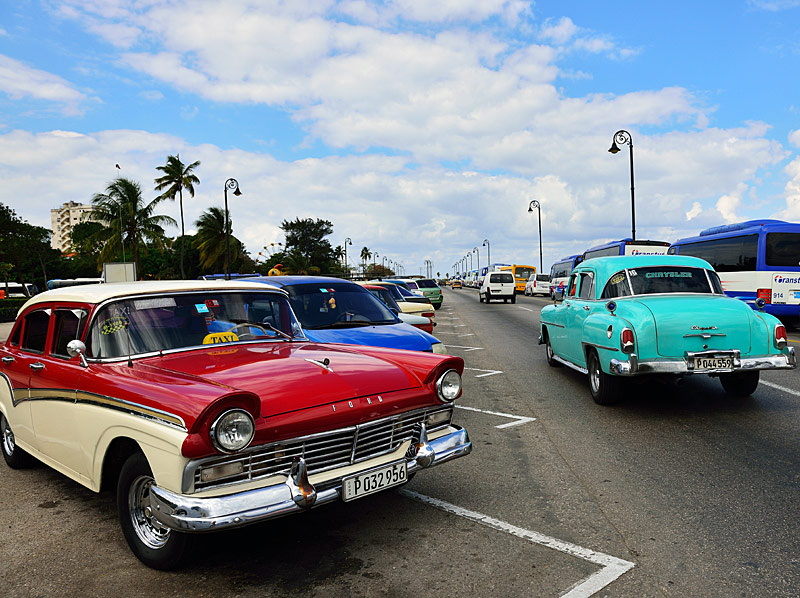 Куба. Ретро автомобили. Cuba. Retro Cars. 34