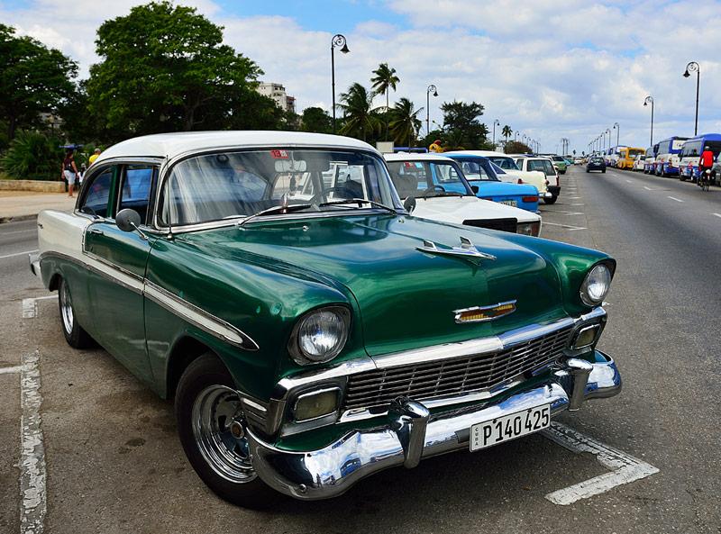 Куба. Ретро автомобили. Cuba. Retro Cars. 29
