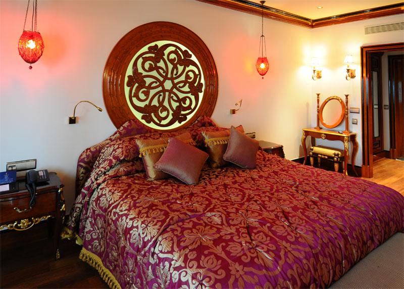 Мардан Палас. Интерьер номера. Mardan Palace. Room. 52
