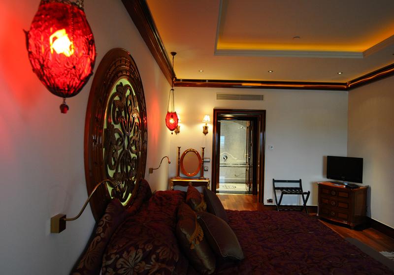Мардан Палас. Интерьер номера. Mardan Palace. Room. 53