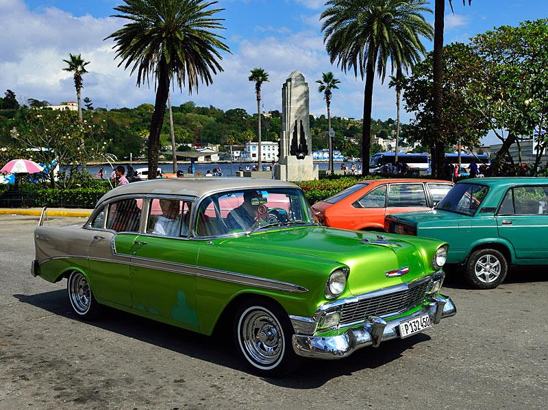 Куба. Ретро автомобили. Cuba. Retro Cars. 3