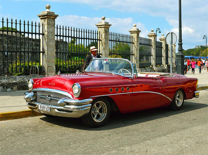Куба. Ретро автомобили. Cuba. Retro Cars. 2