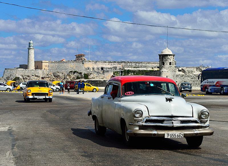 Куба. Ретро автомобили. Cuba. Retro Cars. 143