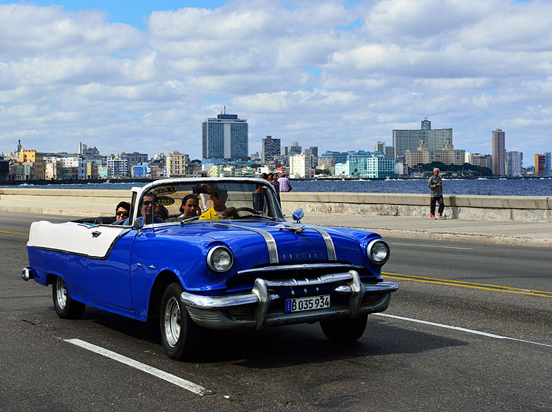 Куба. Ретро автомобили. Cuba. Retro Cars. 1