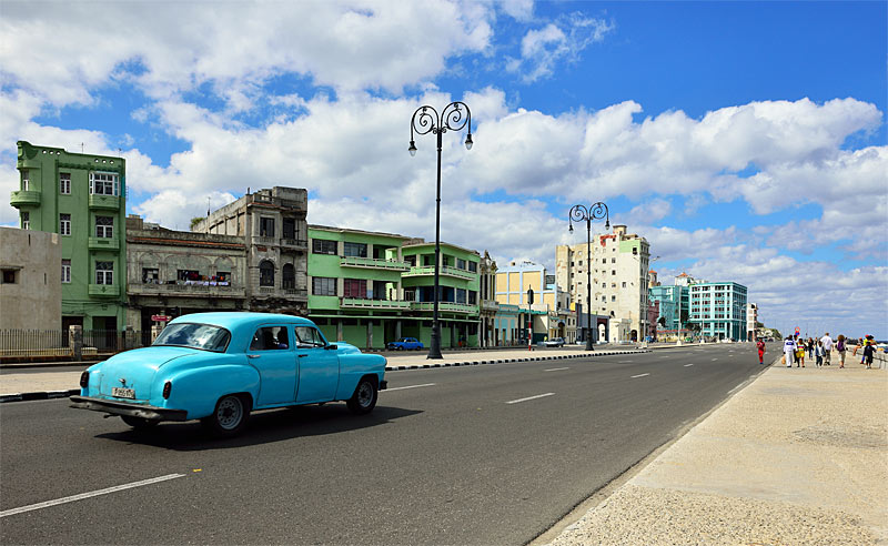 Куба. Ретро автомобили. Cuba. Retro Cars. 73