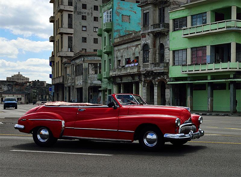 Куба. Ретро автомобили. Cuba. Retro Cars. 74