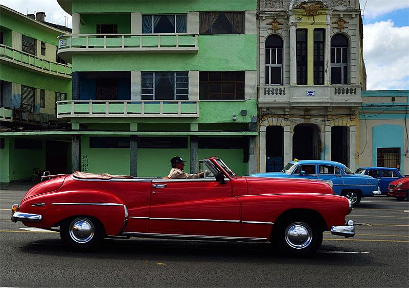 Куба. Ретро автомобили. Cuba. Retro Cars. 72