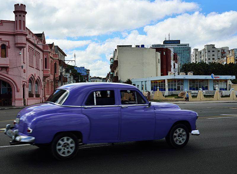 Куба. Ретро автомобили. Cuba. Retro Cars. 75