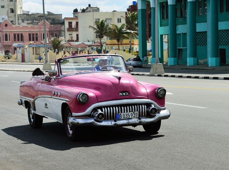 Куба. Ретро автомобили. Cuba. Retro Cars. 156