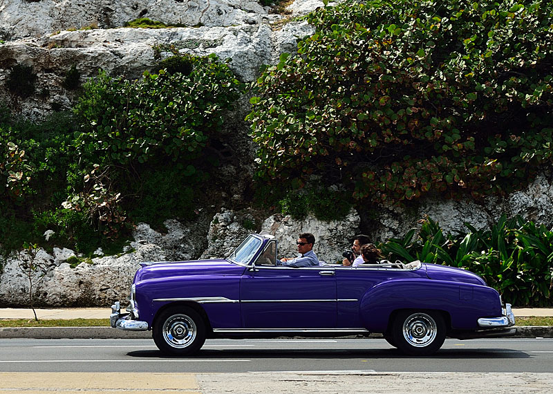 Куба. Ретро автомобили. Cuba. Retro Cars. 69