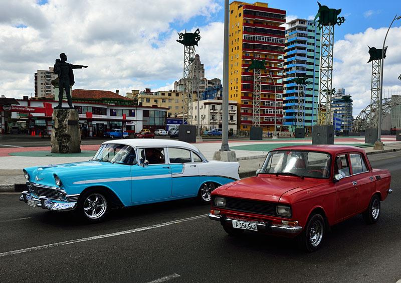 Куба. Ретро автомобили. Cuba. Retro Cars. 77