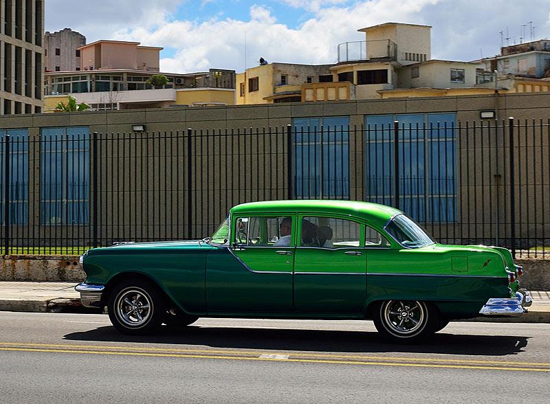 Куба. Ретро автомобили. Cuba. Retro Cars. 80