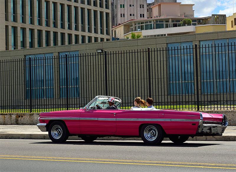 Куба. Ретро автомобили. Cuba. Retro Cars. 86