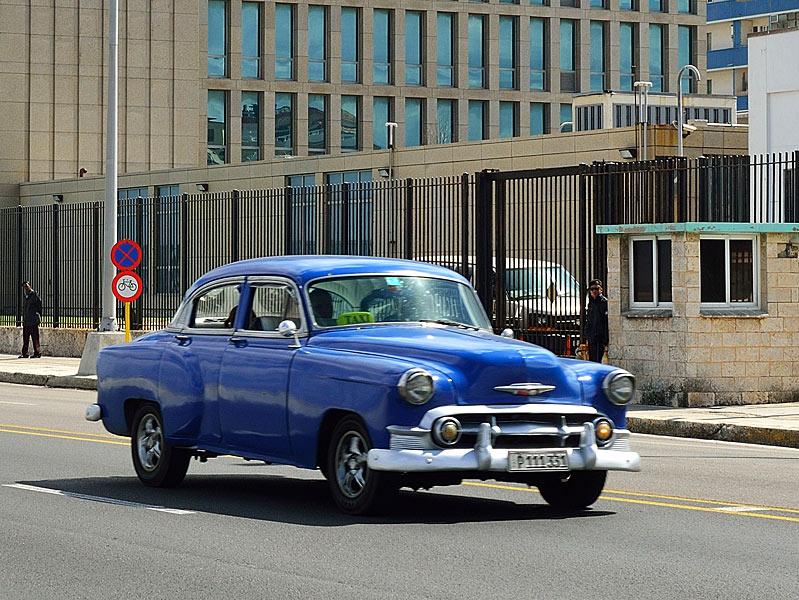 Куба. Ретро автомобили. Cuba. Retro Cars. 83