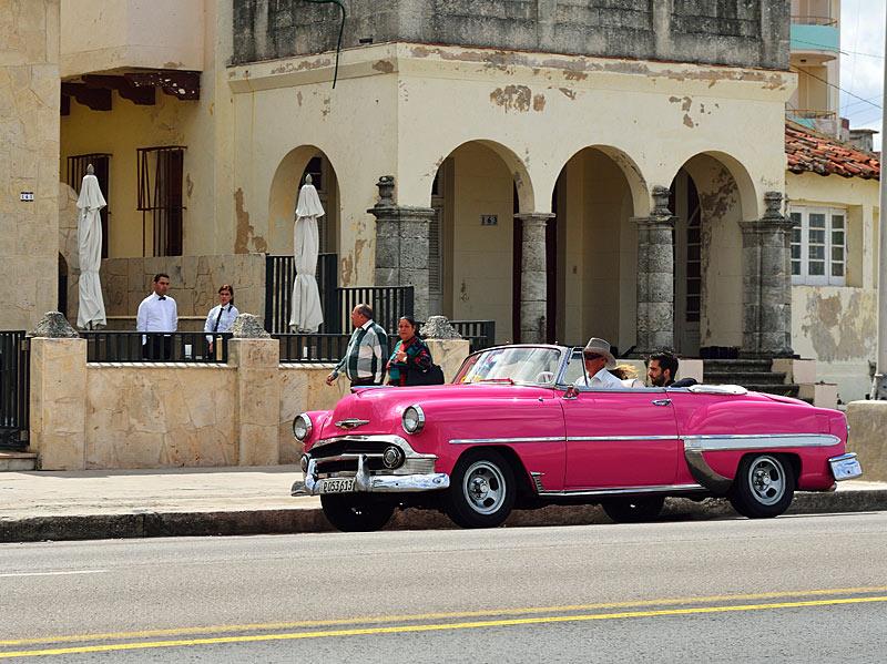 Куба. Ретро автомобили. Cuba. Retro Cars. 91