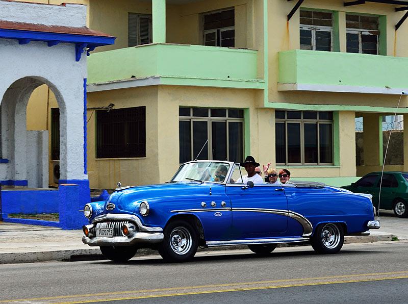 Куба. Ретро автомобили. Cuba. Retro Cars. 89