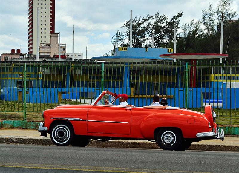 Куба. Ретро автомобили. Cuba. Retro Cars. 93