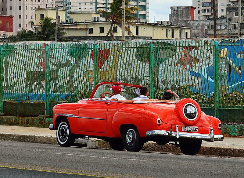 Куба. Ретро автомобили. Cuba. Retro Cars. 94