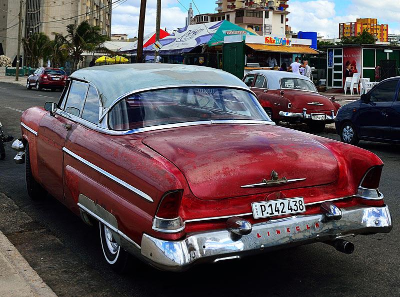 Куба. Ретро автомобили. Cuba. Retro Cars. 97