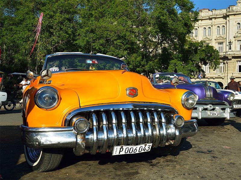Куба. Ретро автомобили. Cuba. Retro Cars. 56
