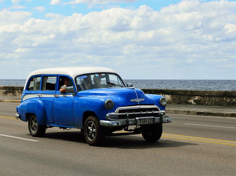 Куба. Ретро автомобили. Cuba. Retro Cars. 102