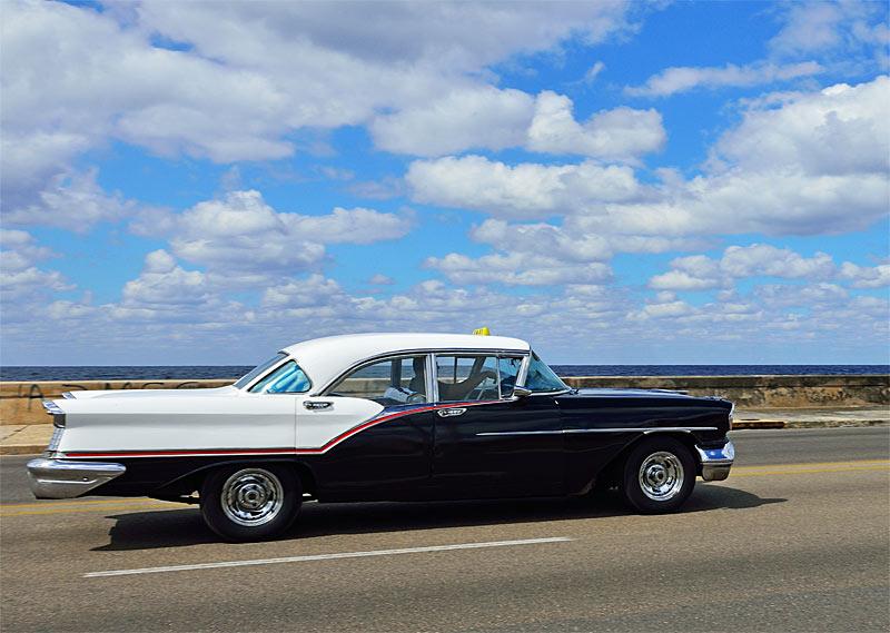 Куба. Ретро автомобили. Cuba. Retro Cars. 100