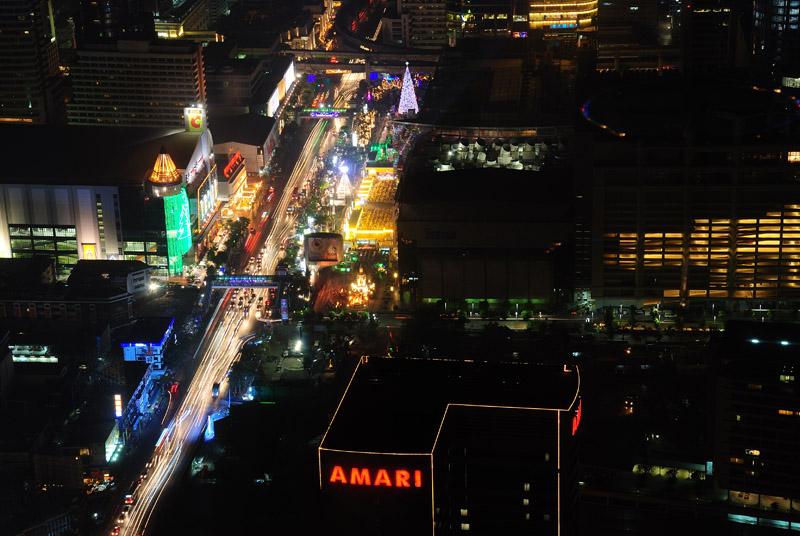 Предновогодний Бангкок