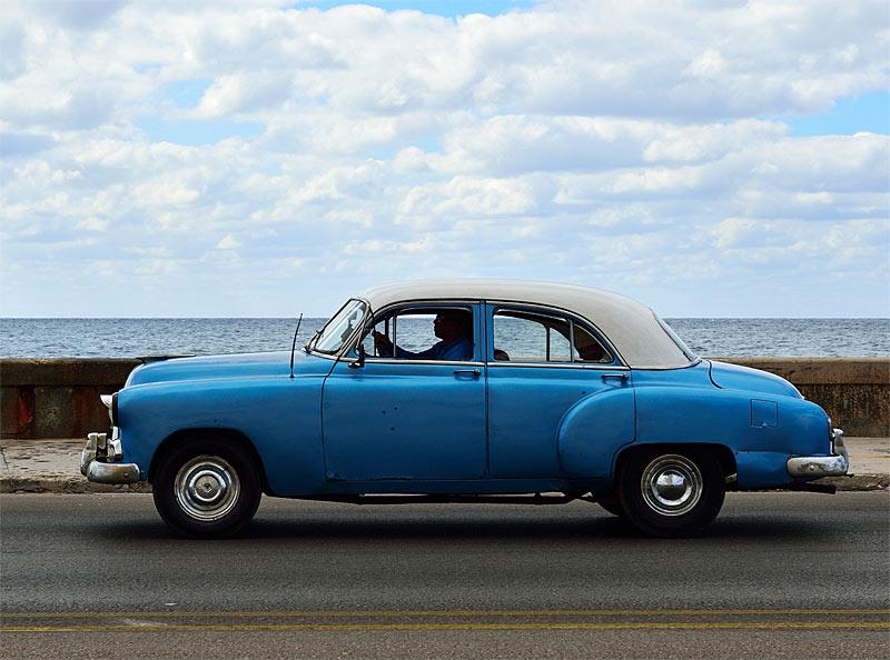 Куба. Ретро автомобили. Cuba. Retro Cars. 105